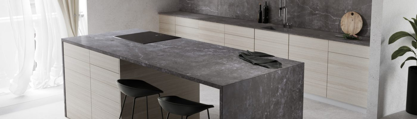 Dekton Laos Industrial Collection Marmoleria Portaro Rosario