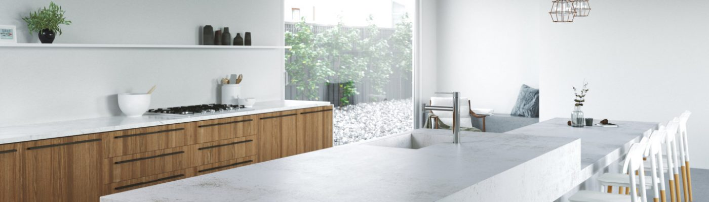 Dekton Nilium Industrial Collection Marmoleria Portaro Rosario