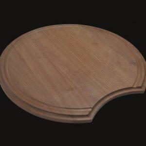 Tabla de madera Johnson O37 Marmoleria Portaro Rosario